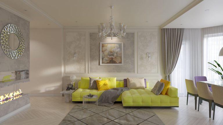 Дизайн ремонт квартиры в Анапе