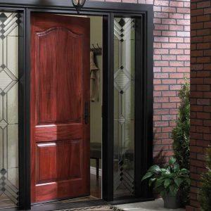 Дизайн дверей: инновационные материалы