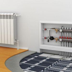Монтаж системы отопления в Анапе